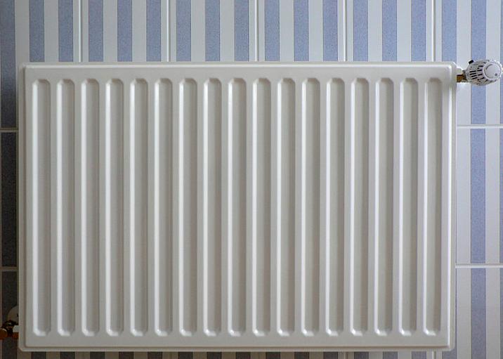 radiátor szerelés